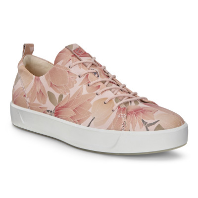 ECCO Soft 8 W Blomster Rosa