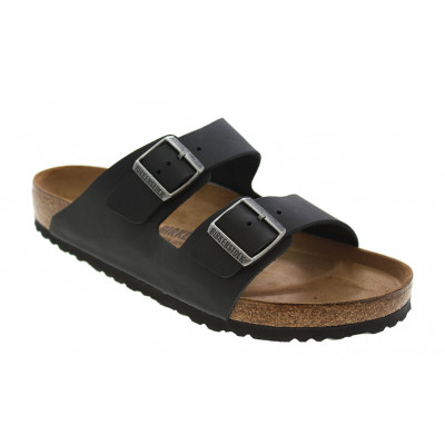 Birkenstock Arizona Leather Black