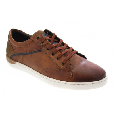 2ac1b43181f Sneakers I brunt skind fra Roots