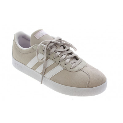 Adidas VL Court 2.0 Sneakers i Hvid