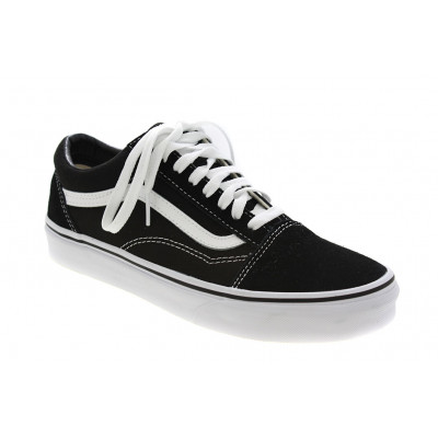 Vans Old Skool Sneakers i Sort Hvid
