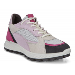 Ecco Exostrike Kids Rose Black