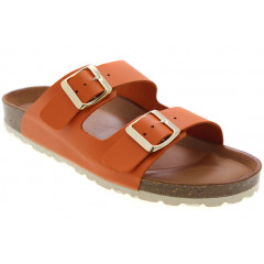Privé Orange Åben Sandal