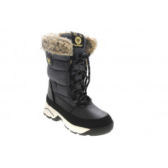 Hummel Snow Boot JR Sort