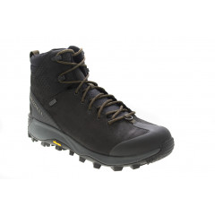 Merrell Thermo Glacier Mid WP Vandrestøvle Sort