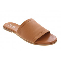 Prive Slippers Sandal Brun Skind