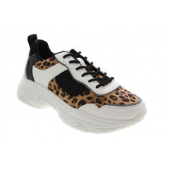 93b93f5c4e8b Nyhed Roots Sneakers Leopard