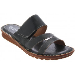 Relaxshoe Sort Skind Slipper