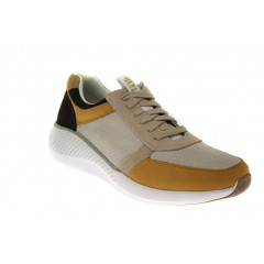 Green Comfort Dolphin Sand Sneakers