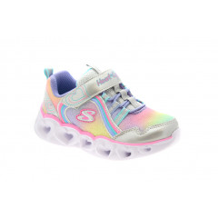 Skechers S Light Heart Rainbow Blinkesko