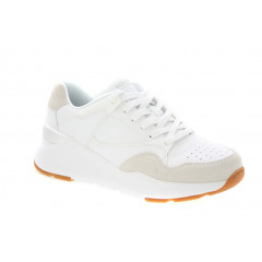 Skechers Rovina Cool To The Core White Sneakers