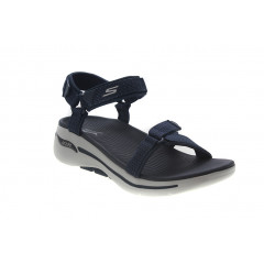 Skechers Go Walk Arch Fit Sandal Blå