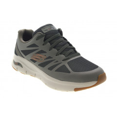 Skechers Arch Fit Charge Back Grøn
