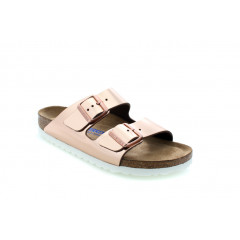 Birkenstock Arizona Metallic Cobber