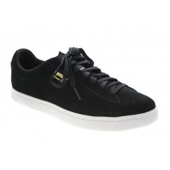 PUMA Court Star Suede Sneakers i Sort