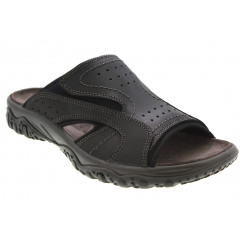 Softwalk Sort Slip Sandal